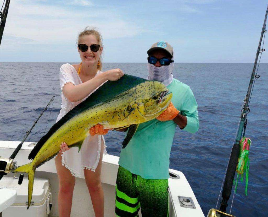 Outcast Tamarindo full day charter
