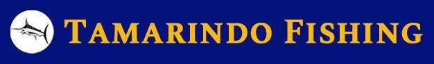 Tamarindo Fishing site logo