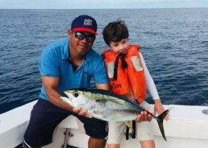 Talking Fish Tamarindo fishing charter tuna