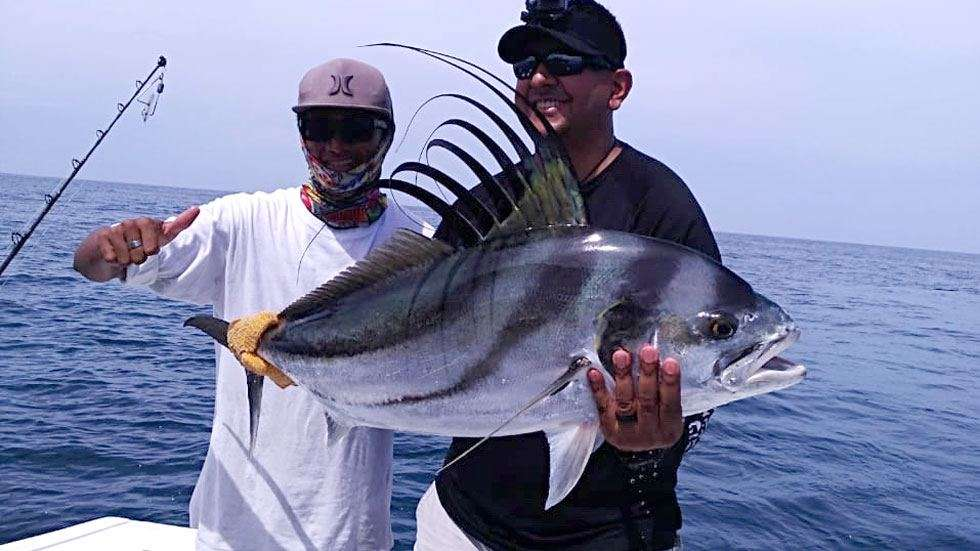 Crazy Dog Tamarindo roosterfish