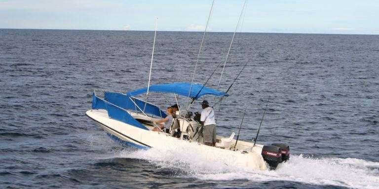 Rainbow Runner 22' Boston Whaler