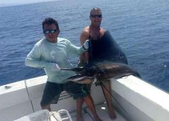 Osprey Tamarindo ¾ day charter sailfish