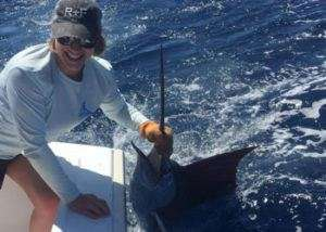 Coyote Tres Tamarindo full day charter sailfish