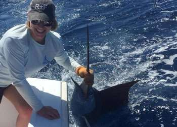 Coyote Tres Tamarindo full day charter sailfish
