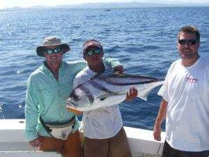 Tamarindo fishing charters layered clothing